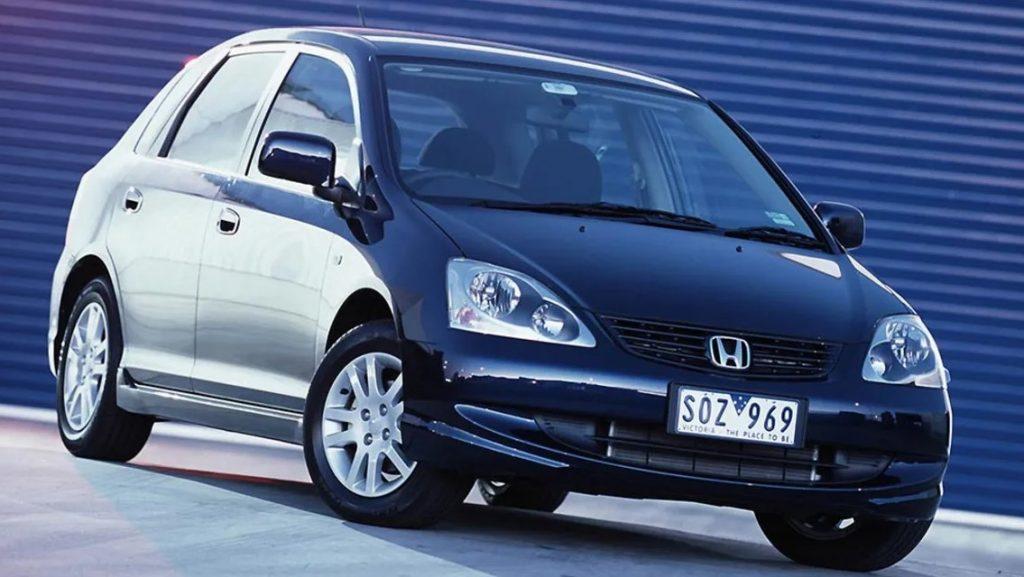 Spolehlivé auto do 50 000 Kč -Honda Civic - Newmag