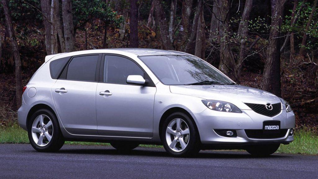 Spolehlivé auto do 50 000 Kč -Mazda 3 - Newmag