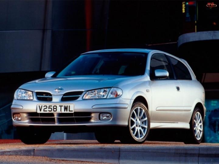 Spolehlivé auto do 50 000 Kč -Nissan Almera N16 - Newmag