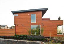 Pultová střecha - levnější a jednodušší