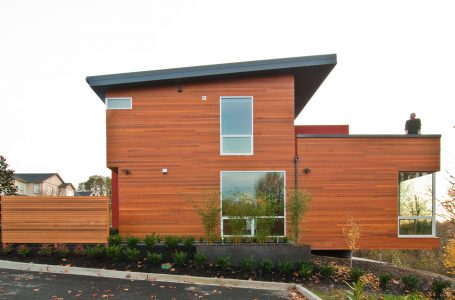 Pultová střecha – levnější a jednodušší