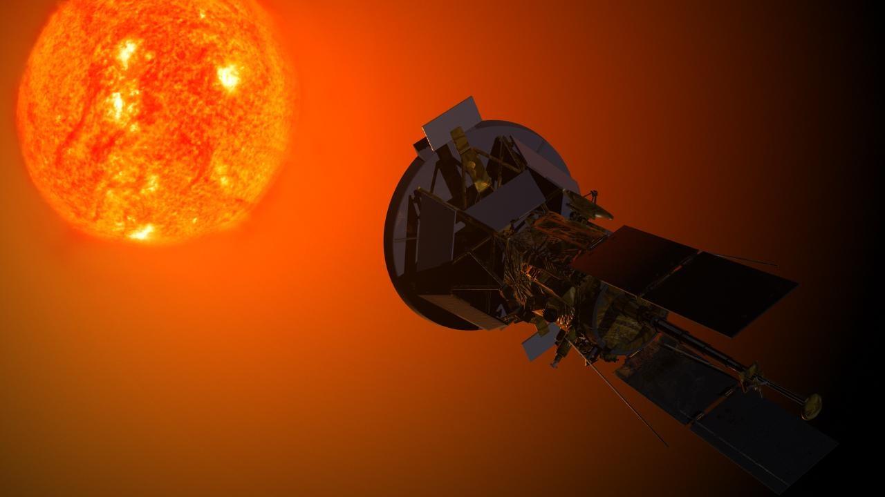 Jak je na tom sluneční sonda Parker Solar Probe?