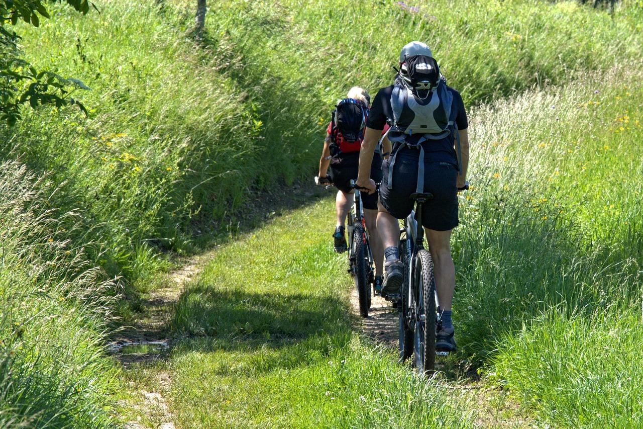 Aktivní dovolená na kole