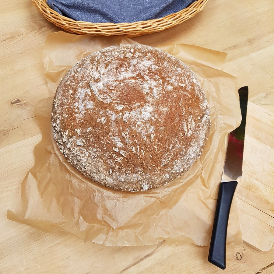 Bezlepkový chleba