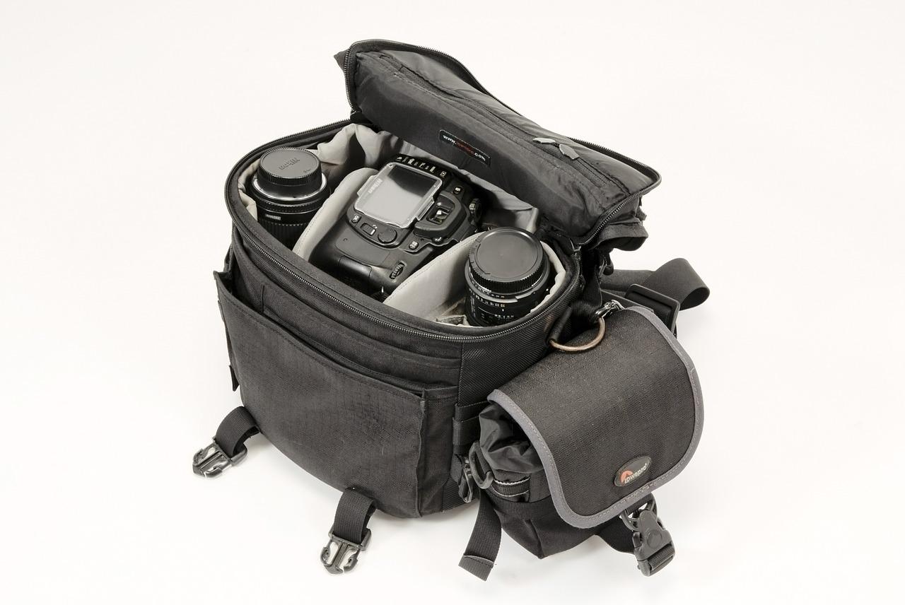 Pouzdro na fotoaparát je nezbytnou součástí výbavy
