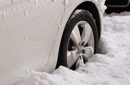 Užitečná zimní výbava do auta