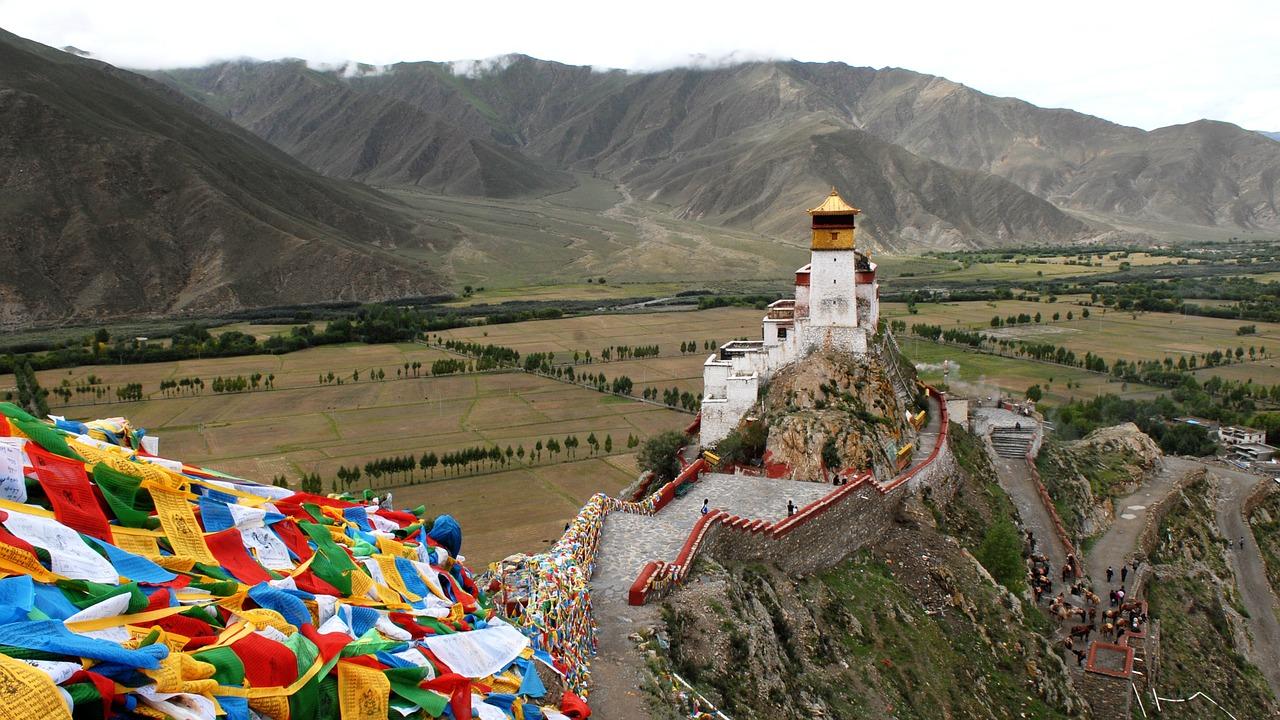 Trocha z historie Tibetu, co stojí na přečtení