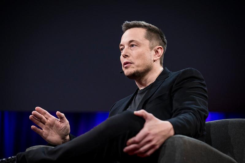 Elon Musk byl testován na COVID